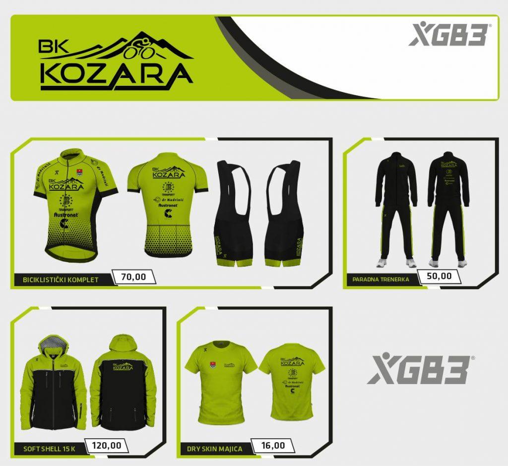 Sportska Kolekcija Kozara Prijedor Biciklizam