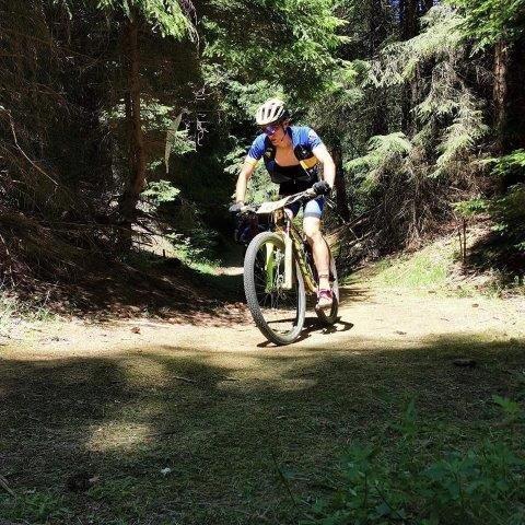 Ljepota prirode na Kozari Biciklizam