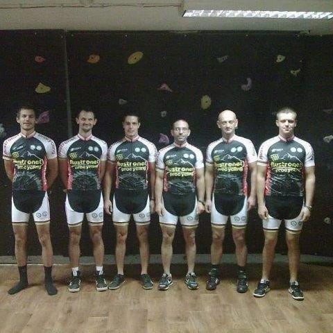Prvo team BK kozara Biciklizam