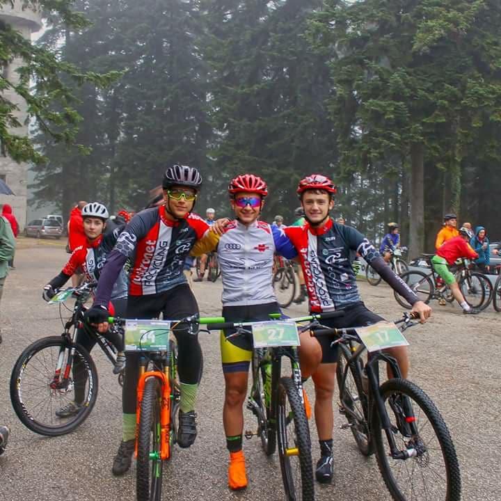 Nezaboravno prijateljstvo na biciklizmu