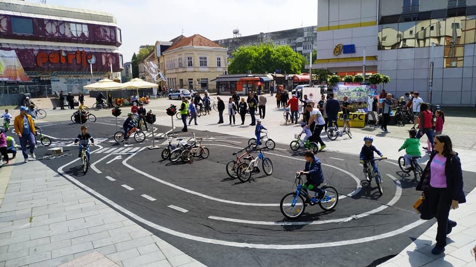 Tradicionalna biciklijada grada Prijedora