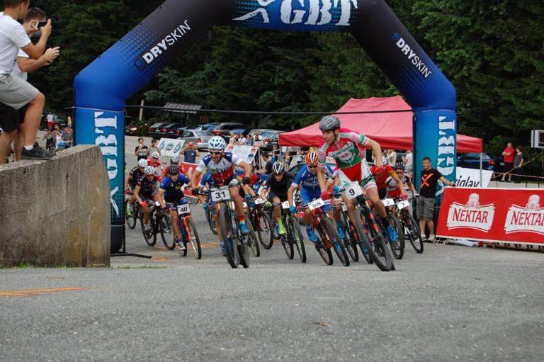 Start Grand Prix Kozara 2018 UCI C2 XCO
