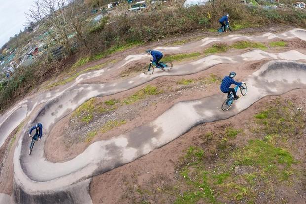 Pump Track Prijedor biciklizam