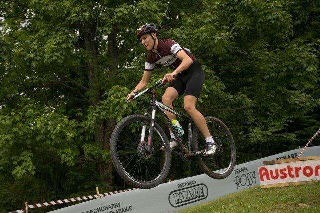 Jump Mrakovica Kozara Biciklizam