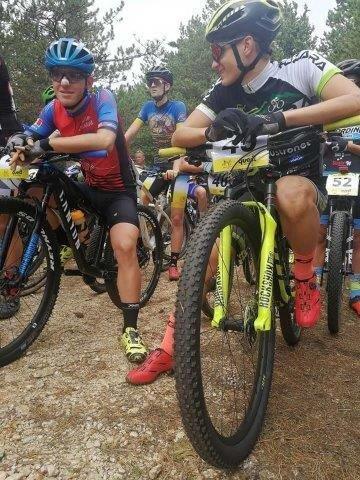 Start kruzne trke na Mrakovici Biciklizam