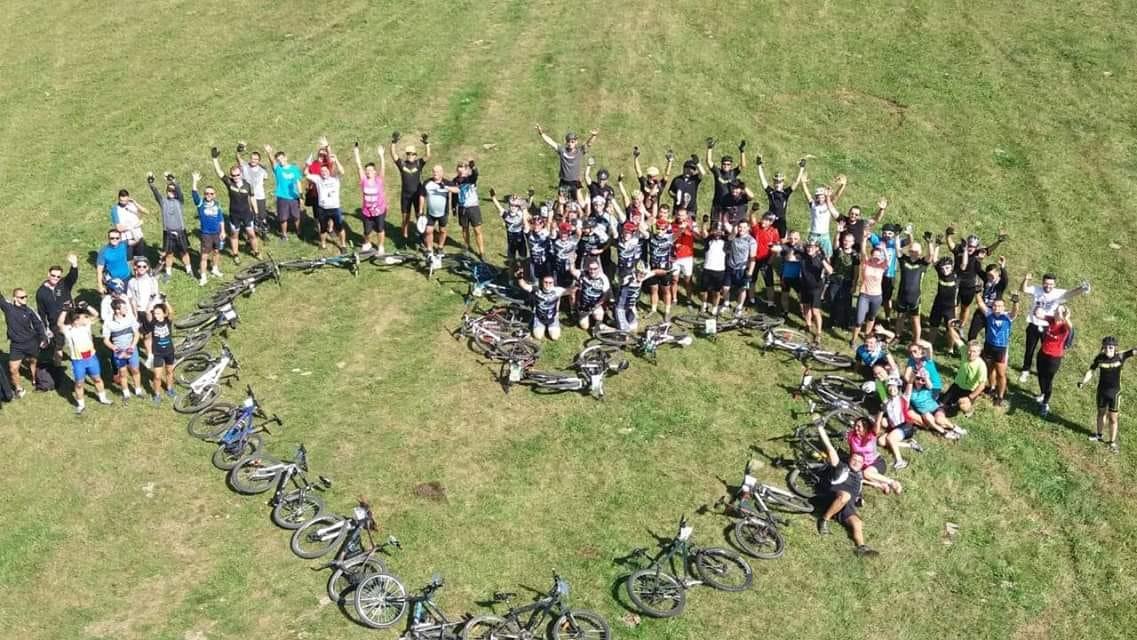 Kozarski X rekreativni maraton Biciklizam