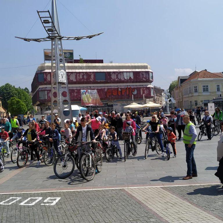 Biciklijada u Prijedoru 2019