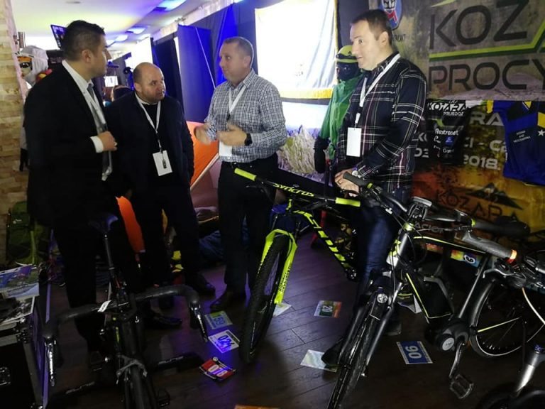 Projekti za biciklizam sport rekreaciju i turizam